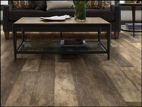 LVT Styles - What color wood floors are in style