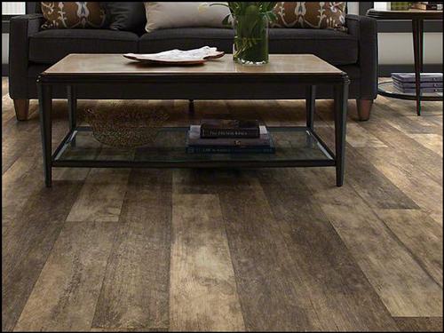 LVT Styles - Different styles of tile flooring