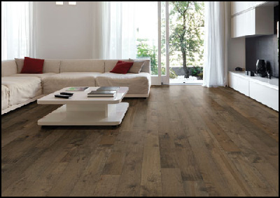 Hardwood Styles - What color wood floors are in style