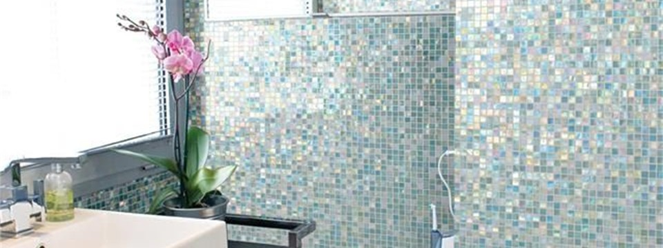 datile bathroom tile